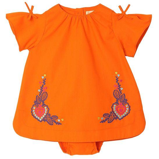 roupa-infantil-vestido-menina-laranja-tamanho-infantil-detalhe1-green-by-missako_G6003021-400-1