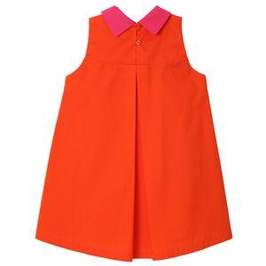 roupa-infantil-vestido-menina-laranja-tamanho-infantil-detalhe1-green-by-missako_G6003464-400-2