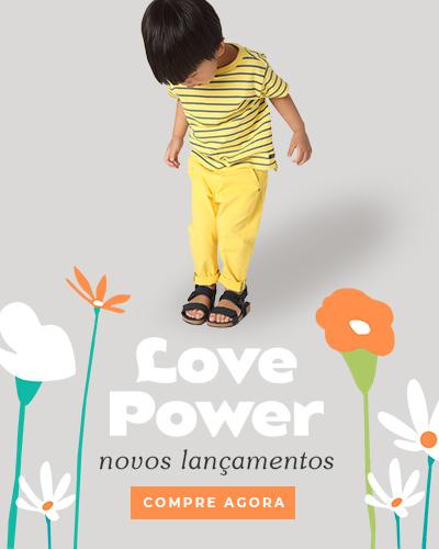 Love Power Meninos - MOBILE