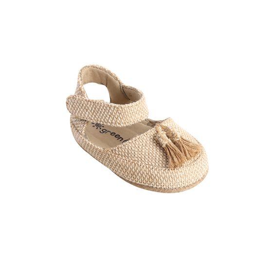 roupa-infantil-sapato-menina-caqui-tamanho-infantil-detalhe1-green-by-missako_G6011003-850-1