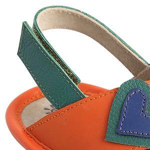 roupa-infantil-sandalia-menina-laranja-tamanho-infantil-detalhe2-green-by-missako_G6012023-400-1