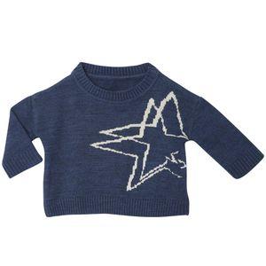 roupa-infantil-blusa-tricot-azul-marinho-bebe-menino-green-by-missako
