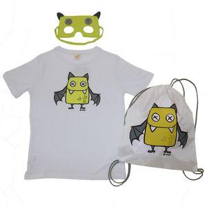 kit-camiseta-mascara-mochila-saco-dia-das-criancas-amarelo