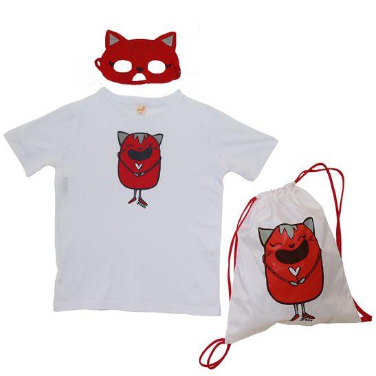 kit-camiseta-mascara-mochila-saco-dia-das-criancas-vermelho